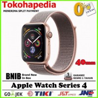 Apple Watch iWatch Series 4 40mm Pink Sand Gold Sport Band Loop MU692