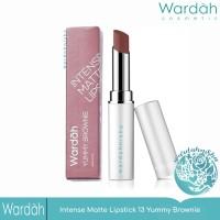 Harga Wardah Intense Matte Lipstick DaftarHarga.Pw