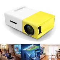 Mini Projector LED - Proyektor - Projektor YG300 - ORISINIL