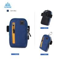 Aonijie Arm Bag E845 Tas Lengan Lari Gym Sepeda - DARK BLUE