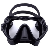 Kacamata Selam Snorkel Snorkling Scuba Diving Tempered Glass