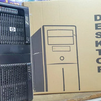 PC Komputer HP Server Built UP Xeon Ram 8Gb Hd 500Gb