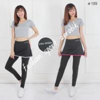 rok celana zumba senam jogging yoga fitness erobik dance