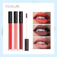 Focallure Matte Creamy Liquid Lipstick Shade 1 - 10
