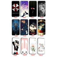 Custom Case Premium Hard Atau Soft For Vivo X20 Plus Ring Stand hp/