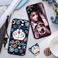 2in1 Premium Soft Cute Cat Case untuk OPPO A77 / F3 string Gift hp