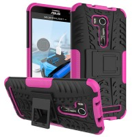 Case Holder hp untuk Asus ZenFone Go ZB551KL Silikon   PC Tire Stand