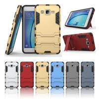 Case Holder hp untuk Samsung Galaxy On5 Premium Stand Silikon   PC