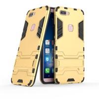 Case Holder hp untuk Vivo X20 Plus Premium Stand Silikon   PC case