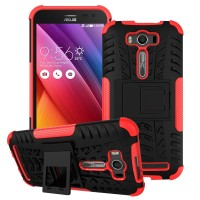 Case Holder hp untuk Asus ZenFone 2 Laser ZE500KL Silikon   PC Tire