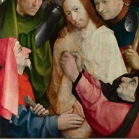 Circles of Thorns: Hieronymus Bosch and Being Human - Jesus Christ