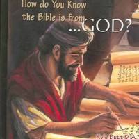 How Do You Know the Bible Is from God? - Kyle Butt (Christianity)