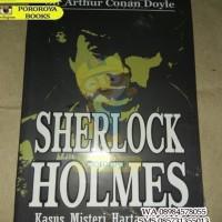 Novel SHERLOCK HOLMES Kasus Misteri Harta Warisan