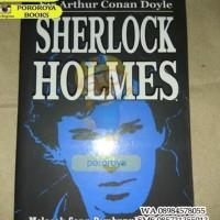 Novel SHERLOCK HOLMES Melacak Sang Pembunuh Misterius