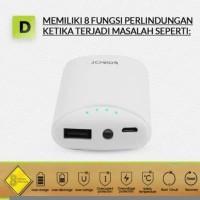 canggih Powerbank Power Bank VIVAN ROBOT RT5700 5200mAh