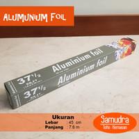 Aluminium Foil roll uk 45 cm x 7.6 m / wita