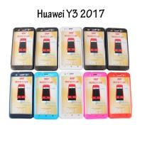 Super Murah Huawei Y3 2017 Slim Matte 360 HP Masakini