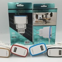 TRAVEL CHARGER LED FLECO F-007