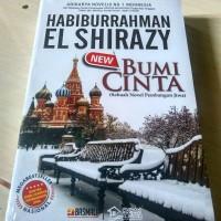Novel - BUMI CINTA - by HABIBURRAHMAN