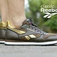 Jual sepatu sneakers reebok classic premium bnib Murah