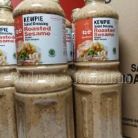 Kewpie Salad Dressing Roasted Sesame 1 Liter / Saus Wijen
