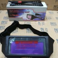 Termurah Kacamata Las Otomatis Kaca Mata Auto Dark KM21