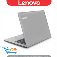 LAPTOP LENOVO IP330-14IGM AMD A4 RAM 4GB HDD 500GB DVD 14'' WIN10