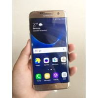 Samsung Galaxy S7 Edge Single SIM Second Like New FREE Ongkir | Bekas