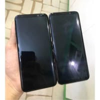 Samsung s8 plus Duos bekas second fullset