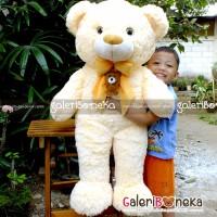Boneka Teddy Bear Pita Crem Ukuran Jumbo ( HK - 5993155 )