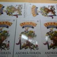 Buku Novel Indonesia Sirkus Pohon - Karya Ke-10 Andrea Hirata