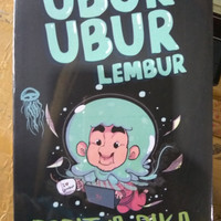 Buku Novel Indonesia novel ubur-ubur lembur