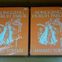 Buku Novel Indonesia Ronggeng Dukuh Paruk -Ahmad Tohari
