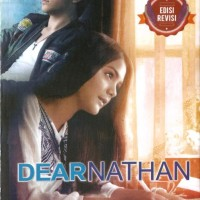 Buku Novel Indonesia ERISCA FEBRIANI - DEAR NATHAN