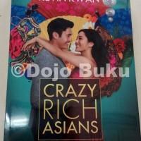 Buku Novel Crazy Rich Asian (Kaya Tujuh Turunan) Cov. Film by Kevin