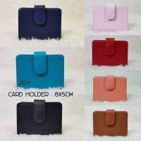 Card Holder/Dompet Kartu/Wallet/Dompet Murah/Card Holder Kancing DOVE