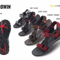 Sepatu Sendal Sandal Gunung Hiking Pria Cowok Connec GODWIN Original