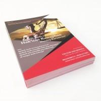 cetak brosur / flyer A5 super express + biaya design