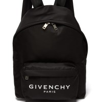 GIVENCHY URBAN LEATHER NYLON BACKPACK ORIGINAL |GIVENCHY BACKPACK