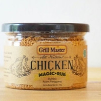 Jay's Grill Master Chicken Magic Rub 70g (Bumbu untuk Daging Ayam)
