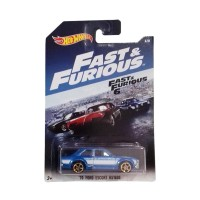 Hot Wheels 70 Ford Escort RS1600 Fast Furious