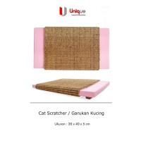 Mainan Kucing Persia / Cat Scratcher Murah / garukan Simple