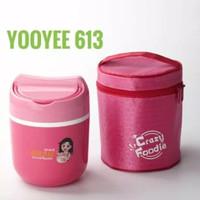 Lunch Box Yooyee 613 plus Bag