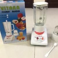 Blender Kaca Vitara VTR-106 VTR106 Kapasitas 1.5 Liter