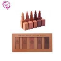 [ box coklat ] 3CE mood recipe lip color mini kit