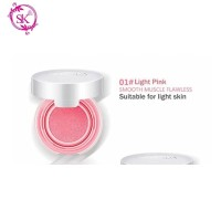 Light Pink 01 - BIOAQUA Blush on Cushion Flawless Cheek