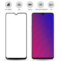 OPPO REALME 2 PRO Tempered Glass Full Lem 5D Cover Premium
