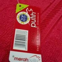 Handuk Merah Putih - Handuk Salon - Handuk Olahraga - Handuk Muka