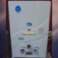 Harga water heater pemanas air gas   Pembandingharga.com