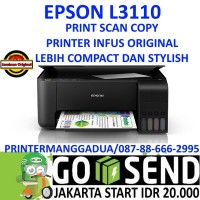 EPSON L3110 PRINT SCAN COPY PRINTER INFUS ORIGINAL